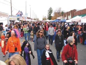 Irvington Celebrates its Spooky Past with Halloween Festival ...