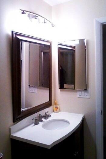 Remodeling a miami condo bathroom from pennsylvania for Bathroom remodeling miami