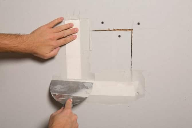 How To Patch Drywall Angie S List