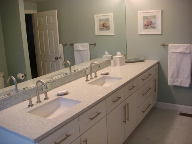 Elegant  Height Of A Bathroom Vanity Intended For Bathroom Cabinet Height