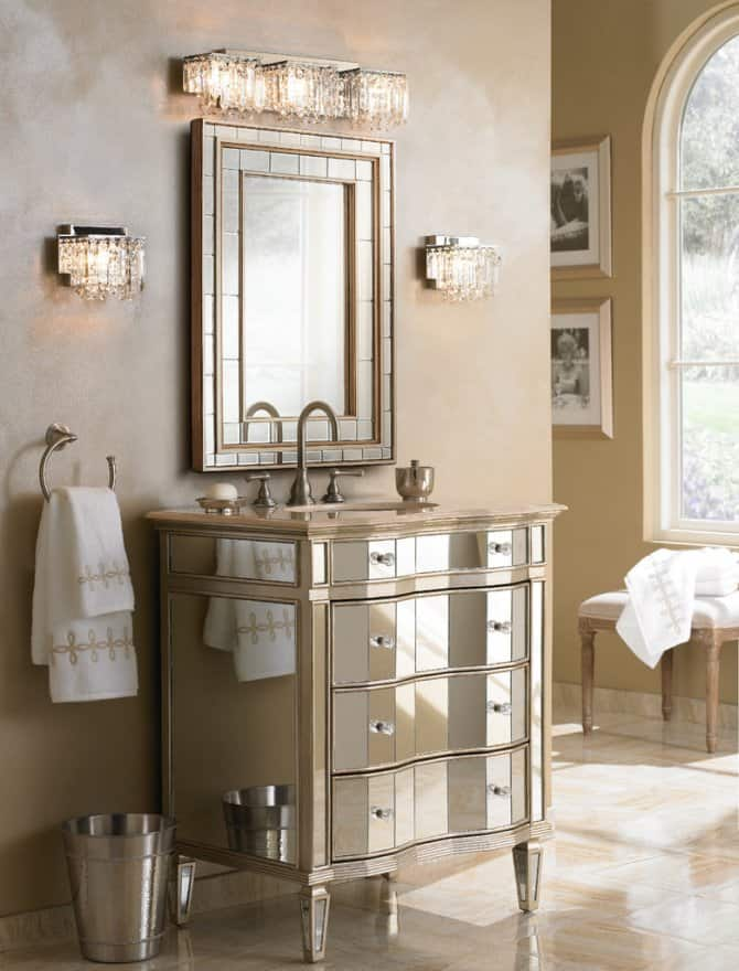 decorative mirror vanity.jpeg   Angie's List