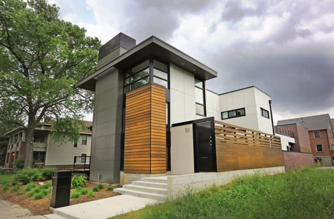 small modern house | Angie\'s List