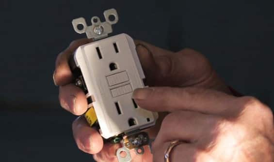 Video: How to Reset a GFCI Outlet