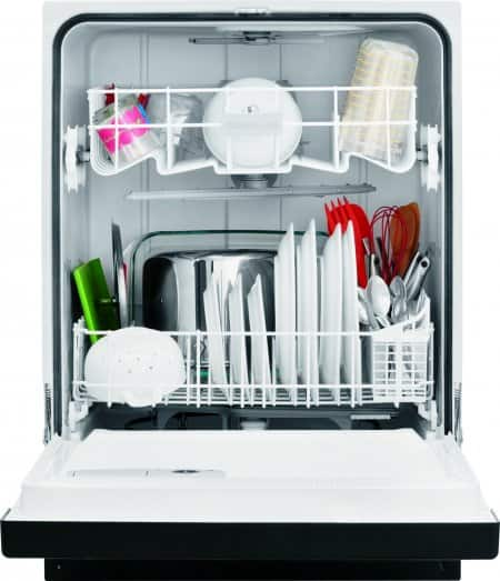 Dishwasher Review Frigidaire 24 Inch Built In Tall Tub