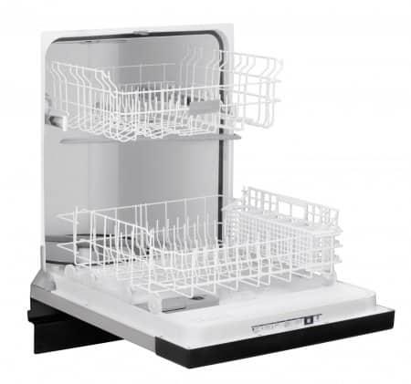 Dishwasher Review Frigidaire 24 Inch Built In Dishwasher