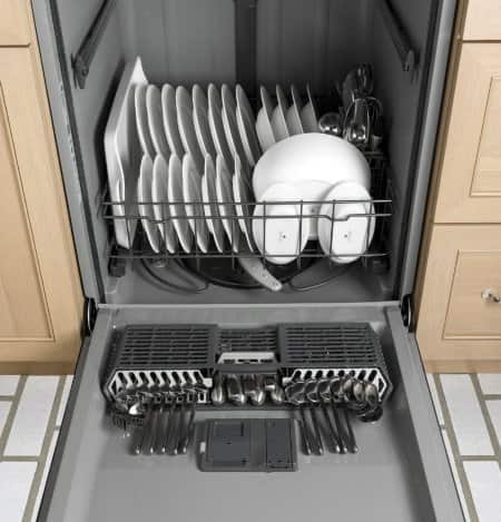 Dishwasher Review Ge 24 Inch Built In Front Control