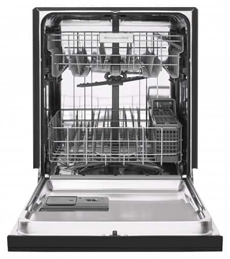 Dishwasher Review Kitchenaid 24 Inch Built In Dishwasher