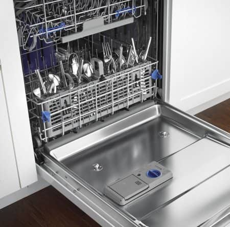 Dishwasher Review Whirlpool 24 Inch Built In Stainless