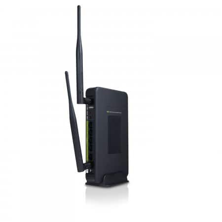 Amped Wireless SR20000G High Power Wireless-N 600mW Gigabit Dual Band Range Extender