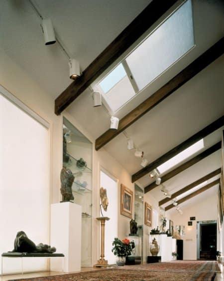 cellular skylight shades window treatments