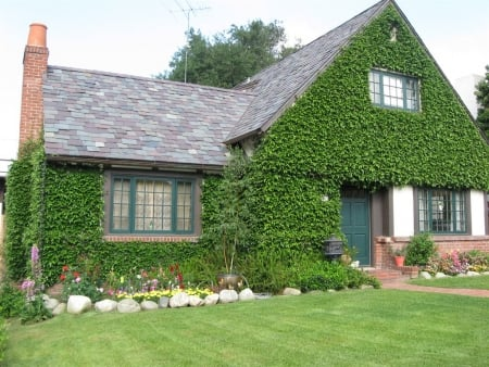 Vermont Slate Roof