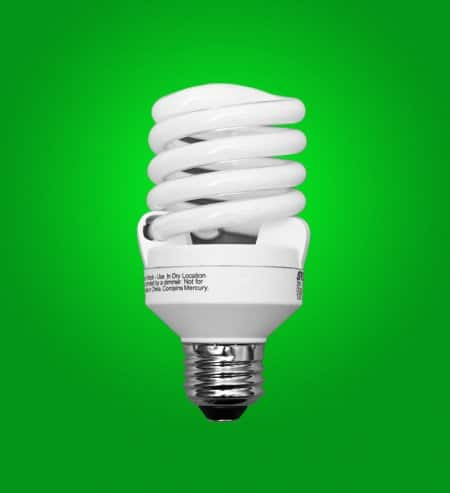 cfl light bulbs are easily identified by their distinctive shape photo by brandon smith - Compact Fluorescent Light Bulbs