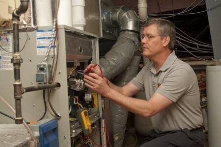 HVAC, A/C, furnace, repairman