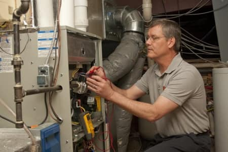 HVAC, A/C, furnace, repairman