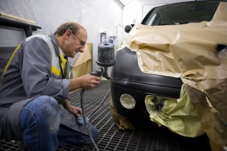How Much Does It Cost To Repaint A Car >> Auto Painting | Angie's List