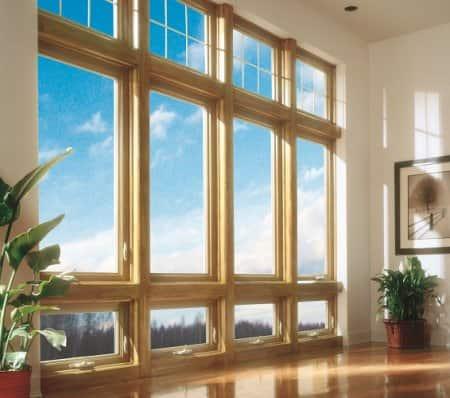 Soft-lite casement windows