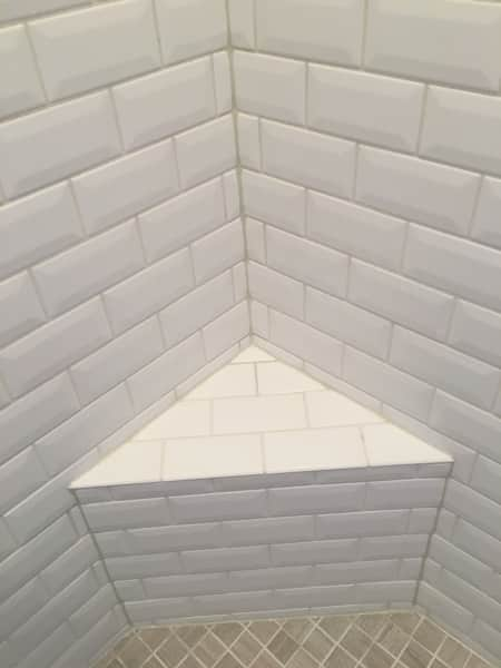 Perfect Shower Tile Grout Repair