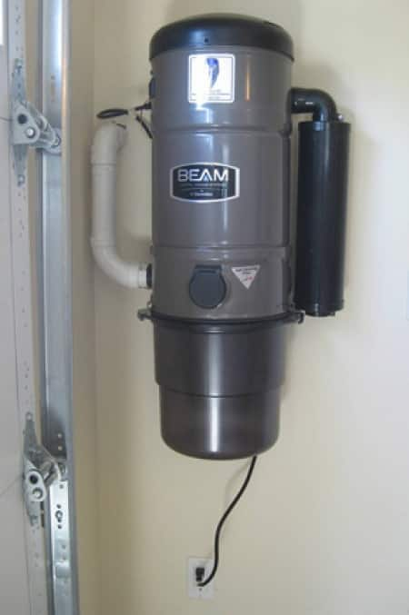 Great Central Vacuum System