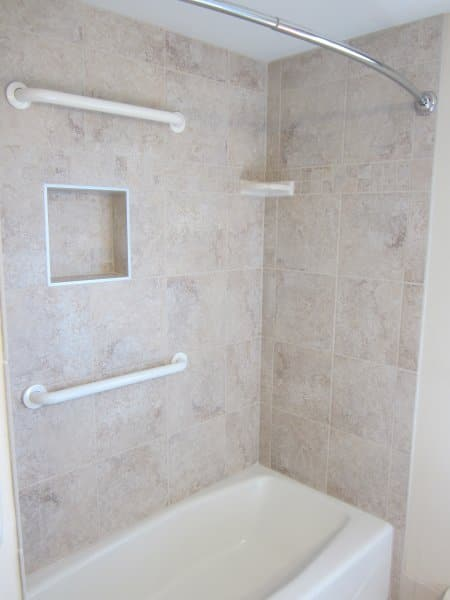 How To Drill Holes In Porcelain Bathroom Tile Angies List - Cutting holes in tile for plumbing