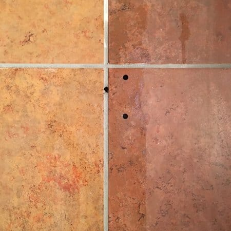 how to drill through bathroom tiles how to drill holes in porcelain bathroom tile angie s list 25381