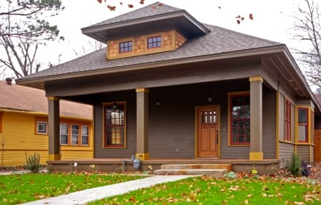 The Craftsman Style Bungalow Is Also Widely Billed As California Photo By Stacey Callaway
