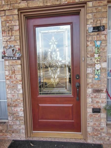 Pros and cons of front door options angie 39 s list for Fiberglass doors pros and cons