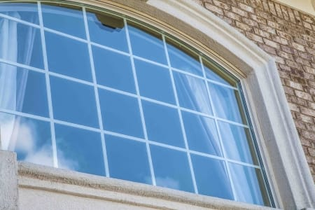 Fixed windows are not designed to be opened.