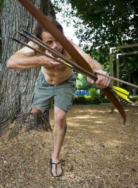 Matt Shull of White Pine Wilderness Academy