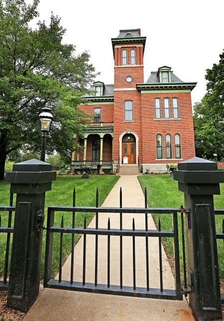 Morris-Butler House Indianapolis