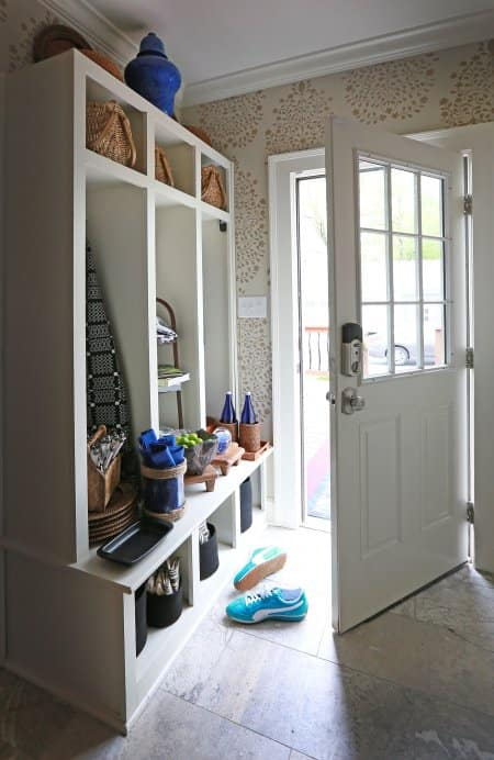 Mudroom Entryway Tile Flooring Photo By Frank Eh