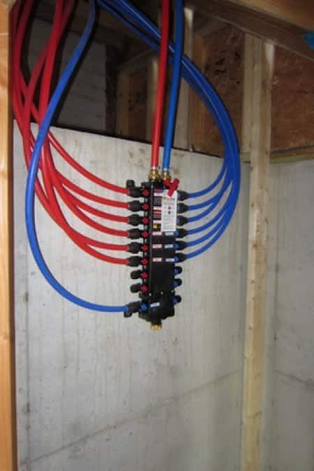 Should i install pex or copper piping angie 39 s list for Plastic vs copper water pipes