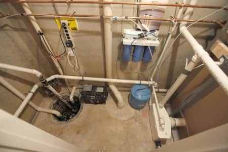 plumbing layout for new house