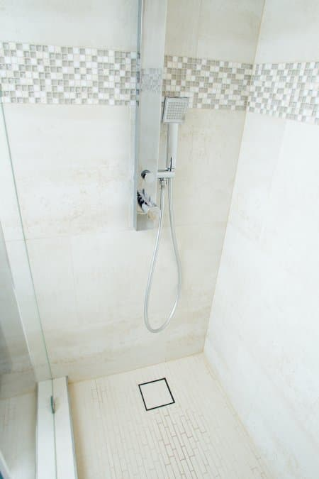 The Cost To Replace And Regrout Tile Bathroom Shower