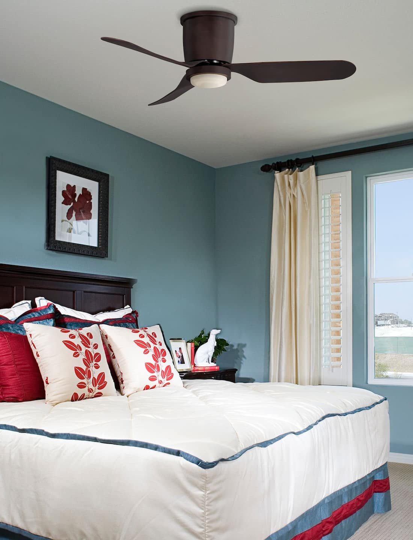 low ceiling fan