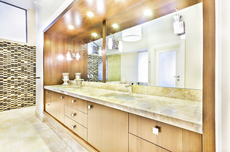 curio cabinet decorating ideas.htm 12 sensational bathroom cabinet design ideas angie s list  bathroom cabinet design ideas