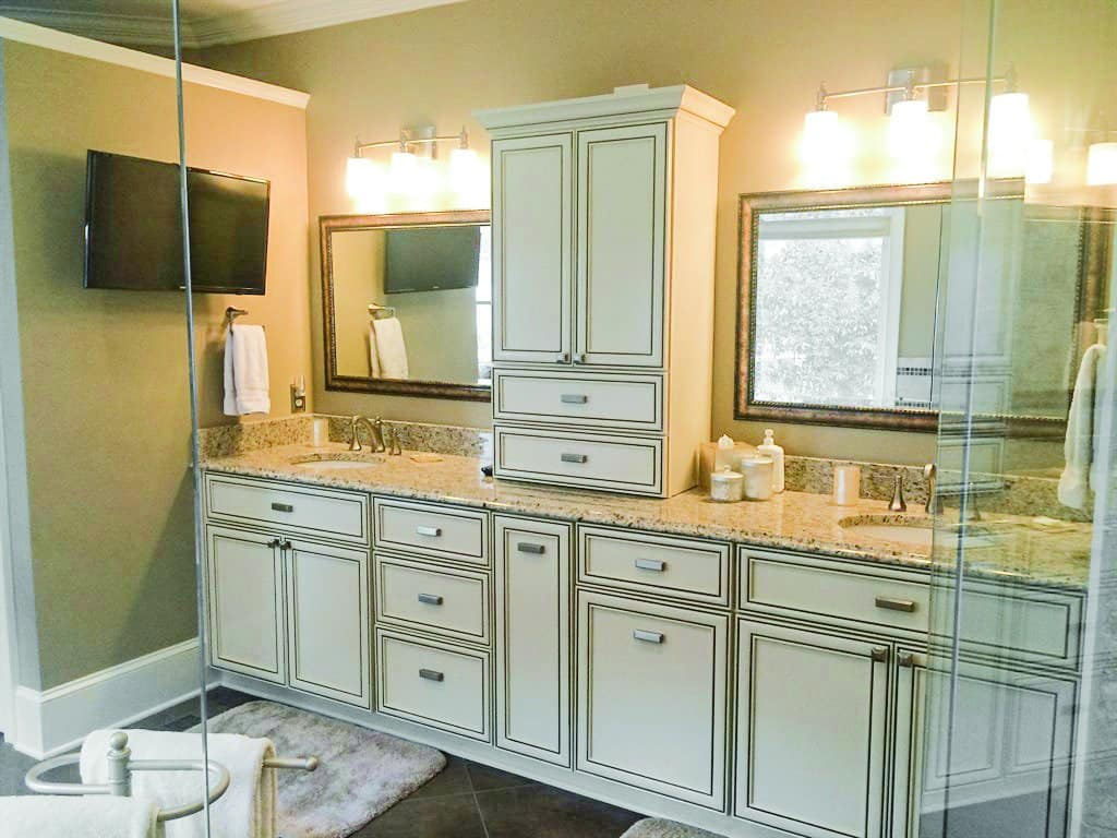 12 Sensational Bathroom Cabinet Design Ideas | Angie's List
