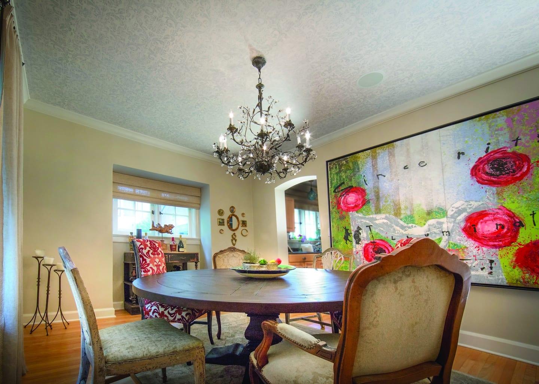 Good 14 Dining Room Wall Decor Ideas