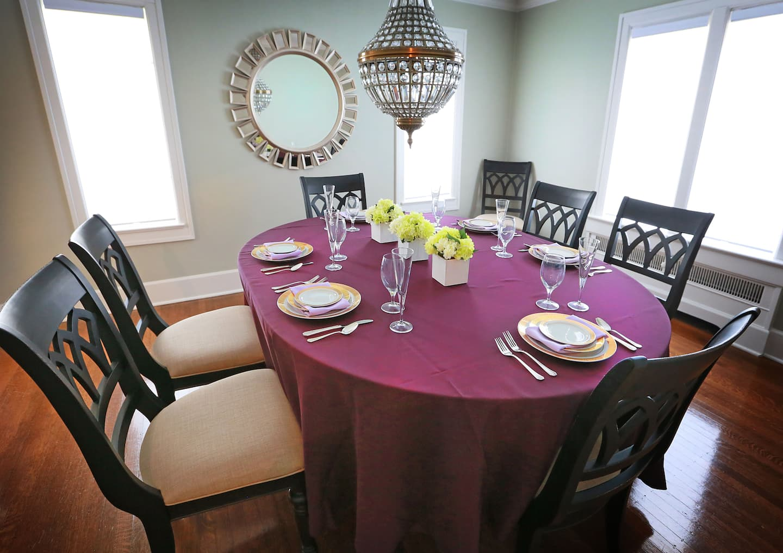 14 Creative Dining Room Wall Decor Ideas   Angie\'s List