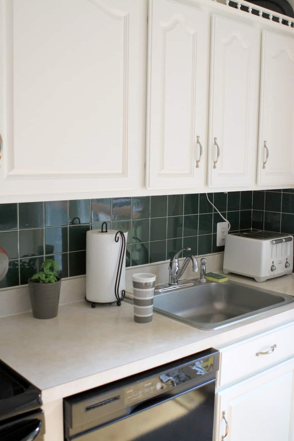Painting Kitchen Cabinets: Before and After | Angie\'s List