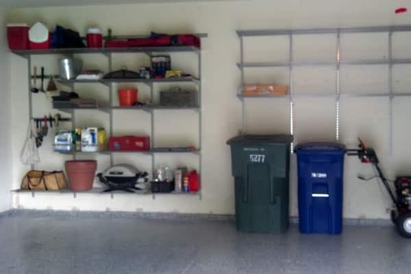 Perfection can be harmful when starting to organize as trying to make every space perfect is overwhelming and can be discouraging, says Riber. (Photo courtesy of Transformare)