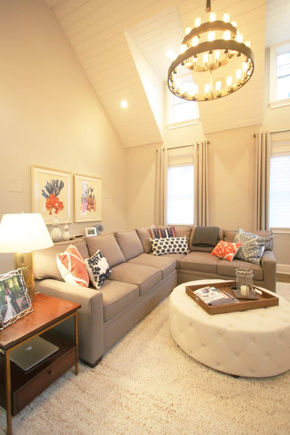 Living Room Lighting Ideas