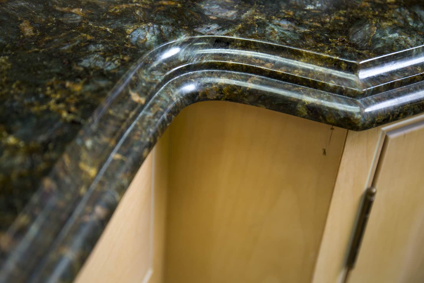 double ogee countertop