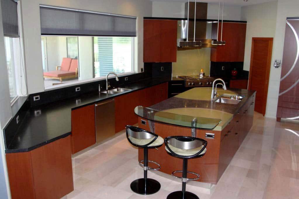 kitchen island seating
