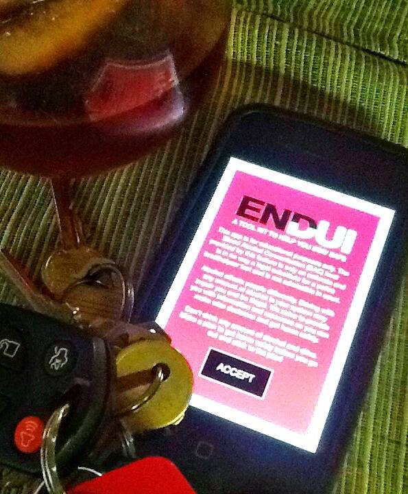 The state of Maryland now has an app to help drivers know if they've had too much to drink. (Photo by Jason Hargraves)