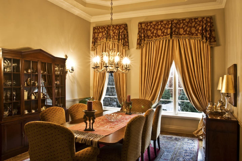 15 dining room curtains ideas angie s list rh angieslist com