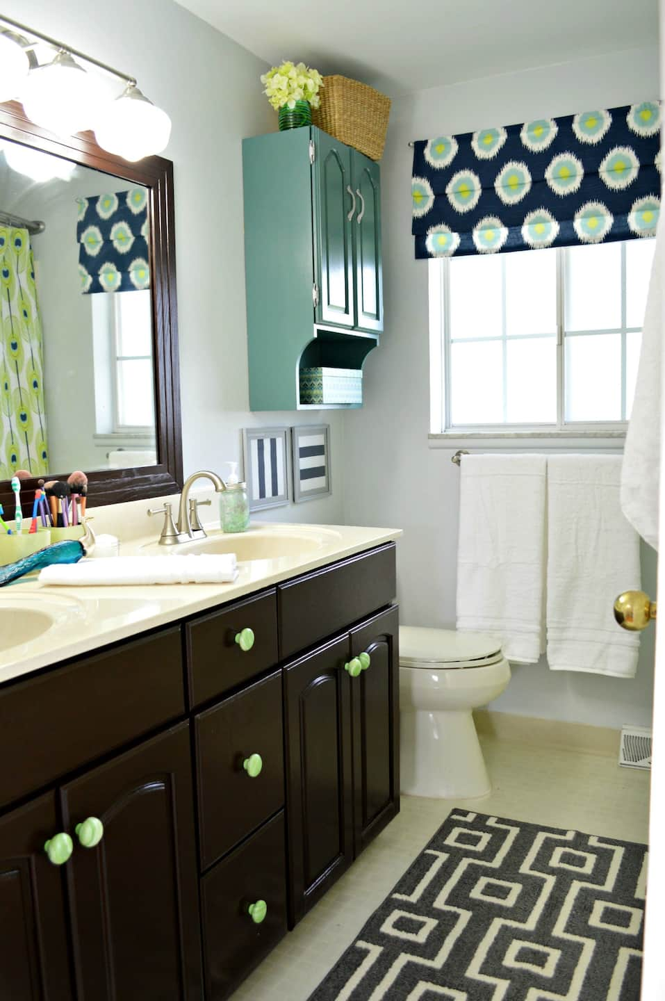 Neutral Walls And A Light Floor Allow You To Add Color In Curtains, Knobs,