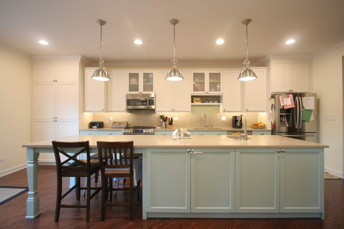 Popular Kitchen Island Colors