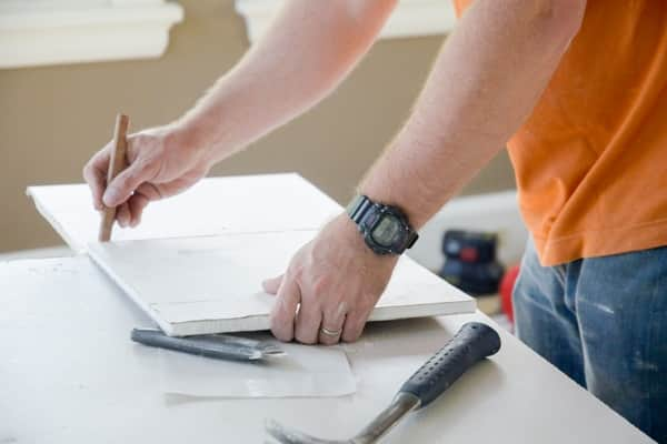In some situations, it's wise to work up a list of several jobs you'd like performed instead of contacting a handyman for one small job, says Molidor. (Photo by Jennica Abrams)