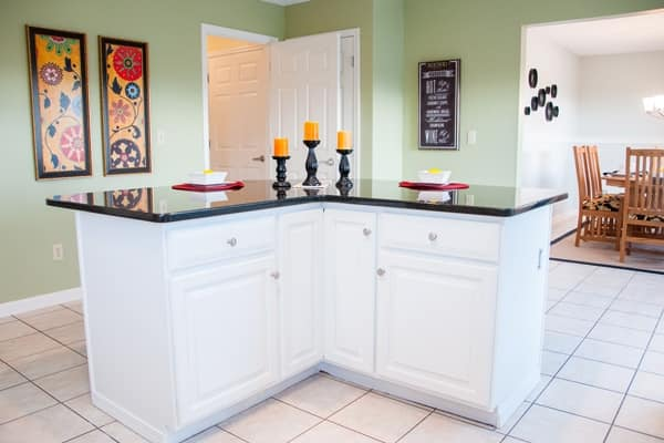 Creating a welcoming environment is an important part of the home selling process and can make your home more attractive to potential buyers, says Ausbury. (Photo provided by Staged & Styled)