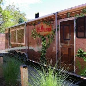 Chef JJ's Backyard cooking school in Broad Ripple